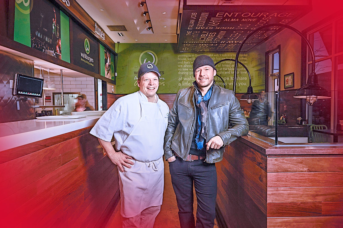 44 BLUE PRODUCTIONS Wahlburgers (Foto)