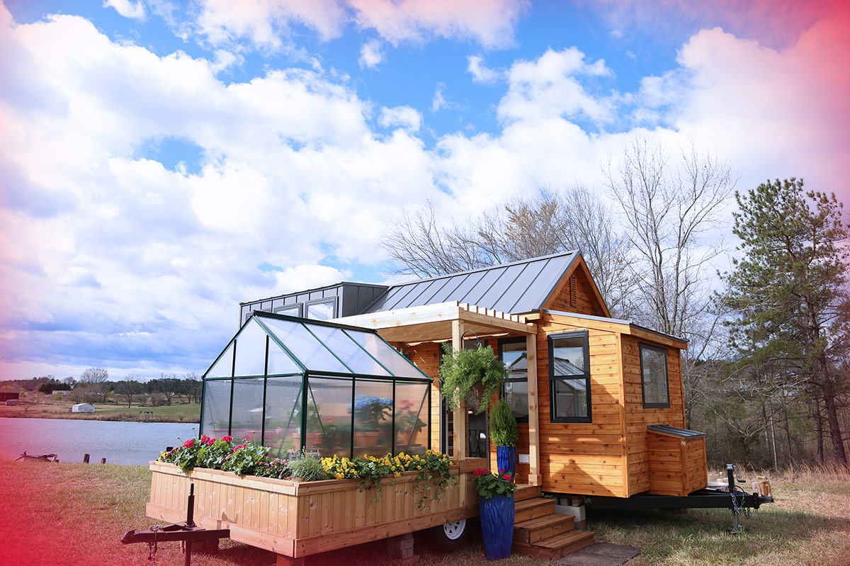 DORSEY PICTURES Tiny House Big Living (Foto)