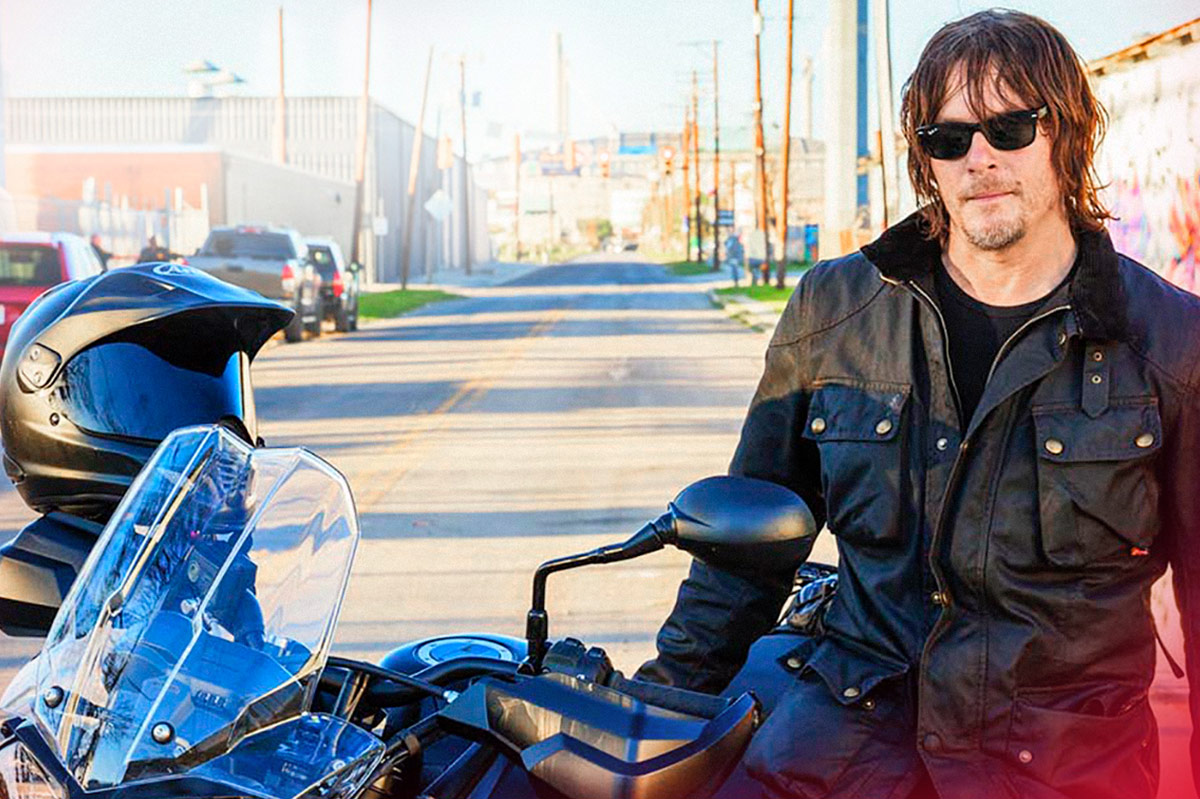 LEFT RIGHT Ride with Norman Reedus (Foto)