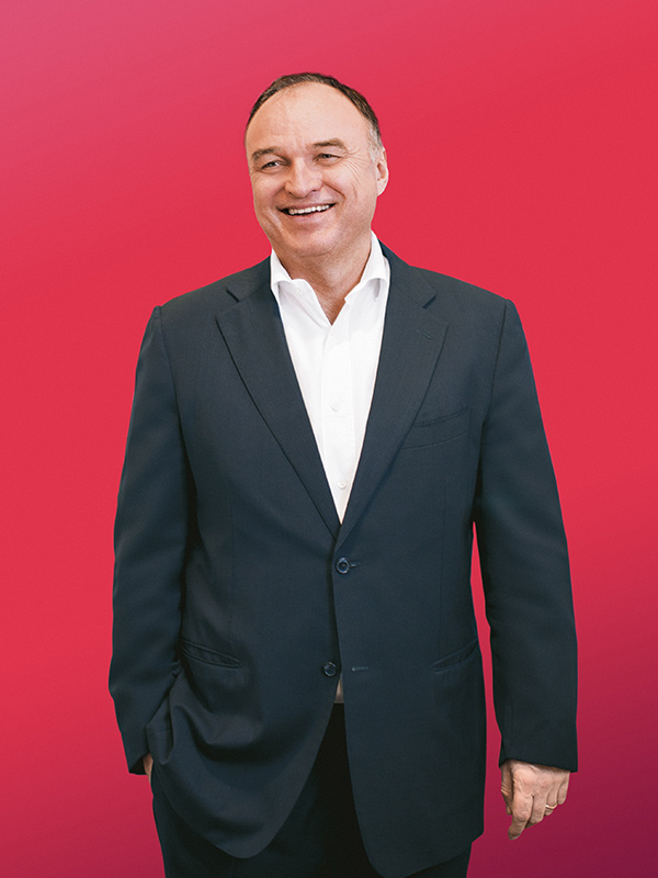 Thomas Ebeling, Vorstandsvorsitzender (Group CEO) (Foto)